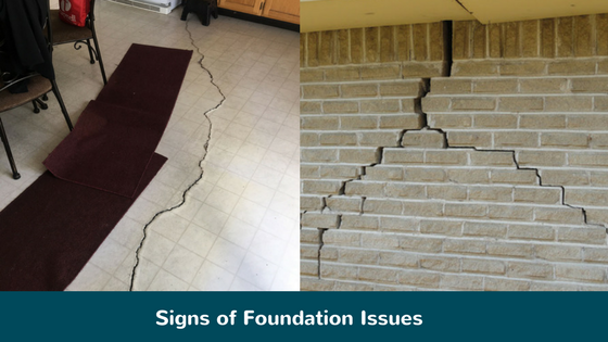 Signs of Foundation Issues - new