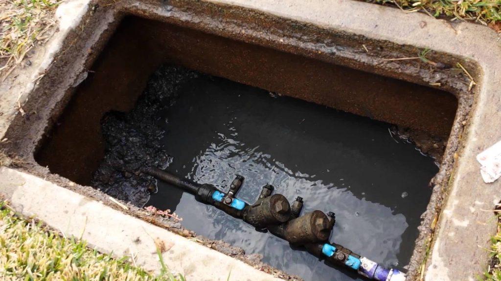 Concrete water leak repair service dallas and fortworth