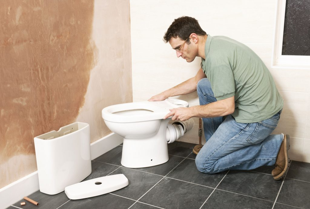 Toilet Repair Dallas