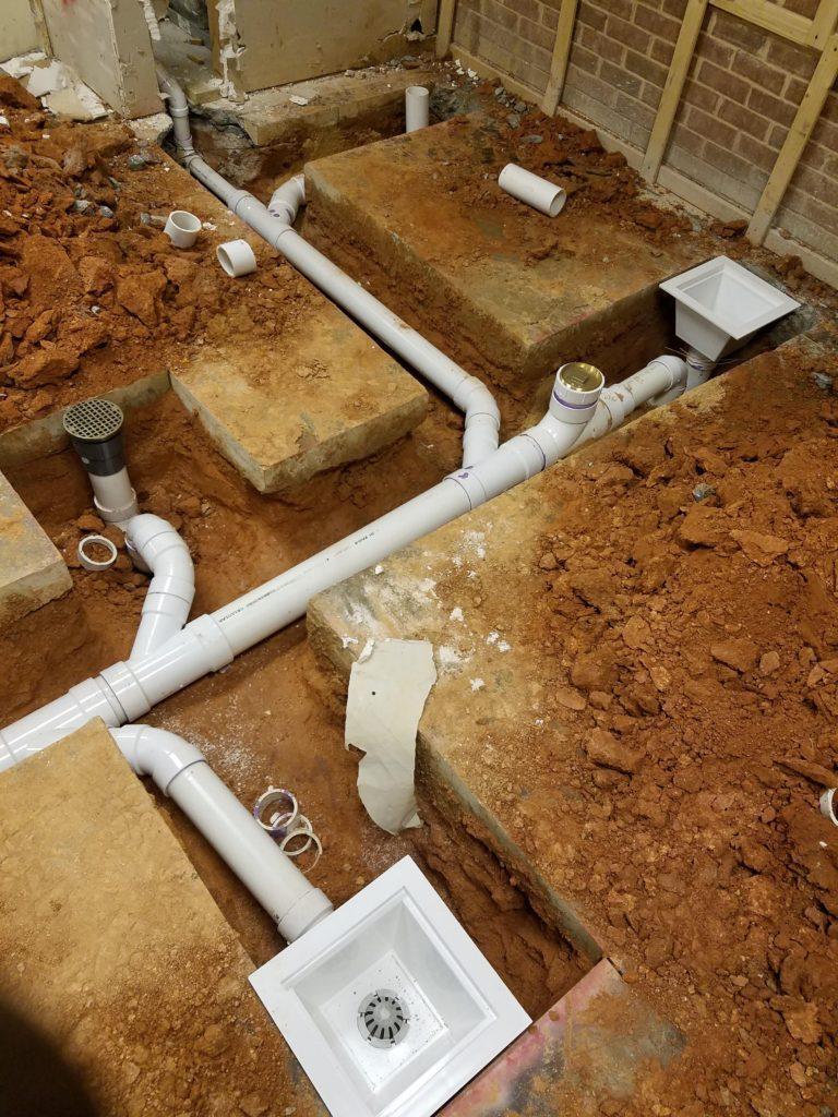 Plumbing services DFW Foundation Repair IO 1